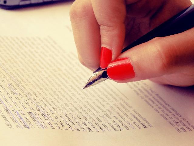 ペン1本で稼ぐ方法